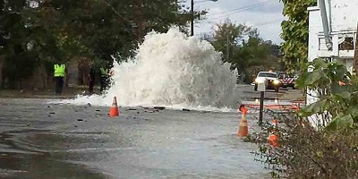 Watermain Break