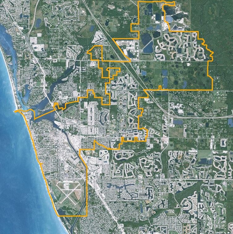 Geographic Information Systems Gis Mapping Venice Fl