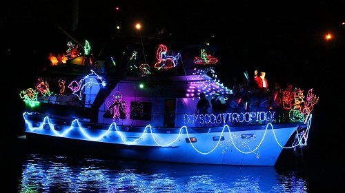 Venice Fl Christmas Parade 2020 Christmas Boat Parade is Saturday 12/1 | News List | Venice, FL