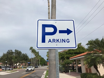 Parking Sign Update 11.15.19